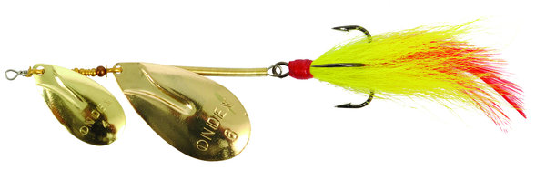Ondex Buck Tandem spinner Gold