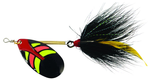 Ondex Buck spinner Neon Black