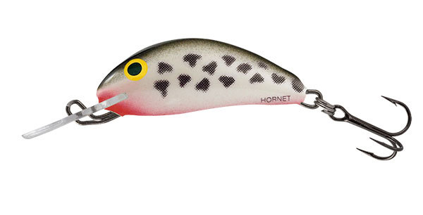 Salmo hornet floating 3,5 cm Dalmation