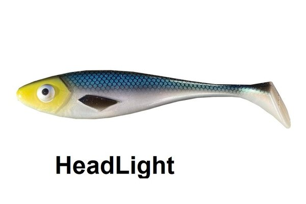Patriot Gator gum shad 18 cm headlight