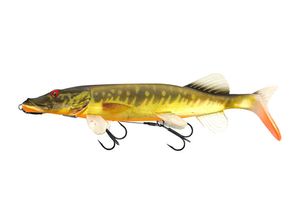 Fox giant pike replicant Supernatural hot pike 32 cm
